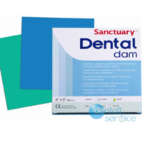 Платки для изоляции Dental dams, Sanctuary (Малайзия )